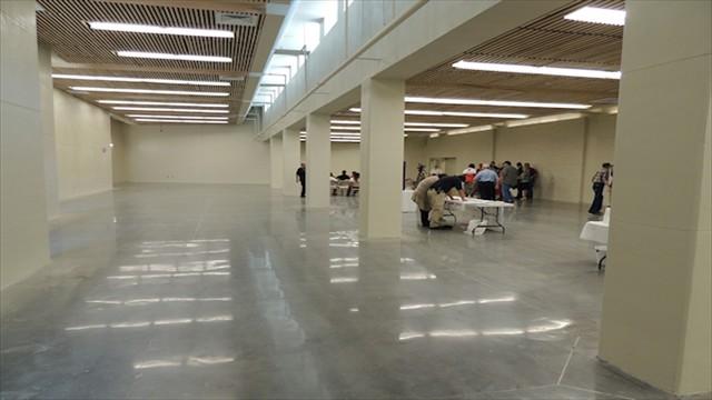 Storm Shelter Inside